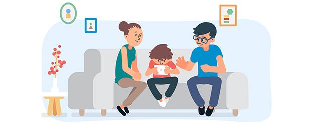 بهترین راههای نظارت والدین بر فعالیتهای اینترنتی کودکان