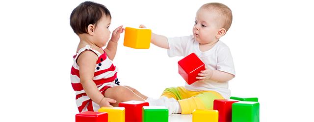 تمرینها یی برای افزایش هوش نوزاد