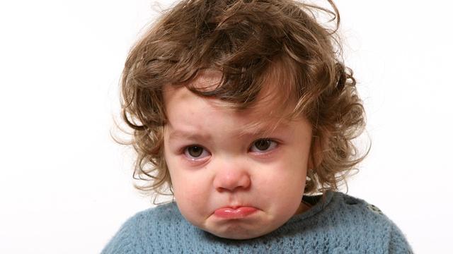 گریه روشی برای رسیدن به خواستههای کودک